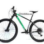 Wilier-503X-Pro-L10-Black-Green-Fluor-cincobikes-murcia-cm5-02