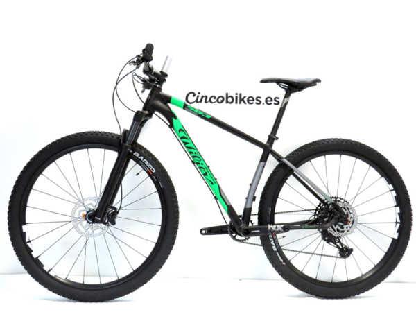 Wilier-503X-Pro-L10-Black-Green-Fluor-cincobikes-murcia-cm5
